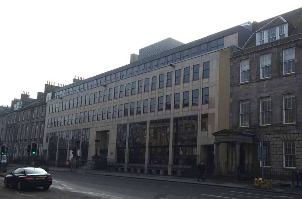New Apart-Hotels for Central Edinburgh