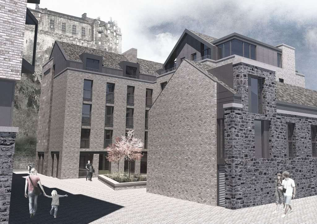 Kings Stables Road, Updated Planning Application