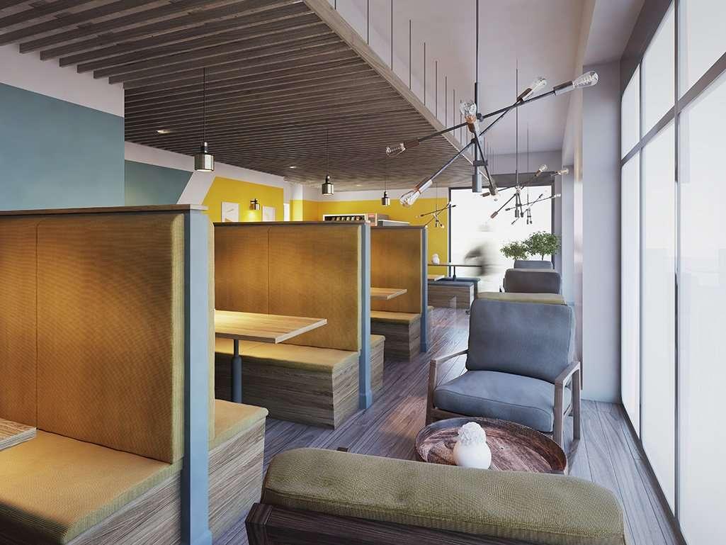 Crescent Place, Southampton, Student Lounge