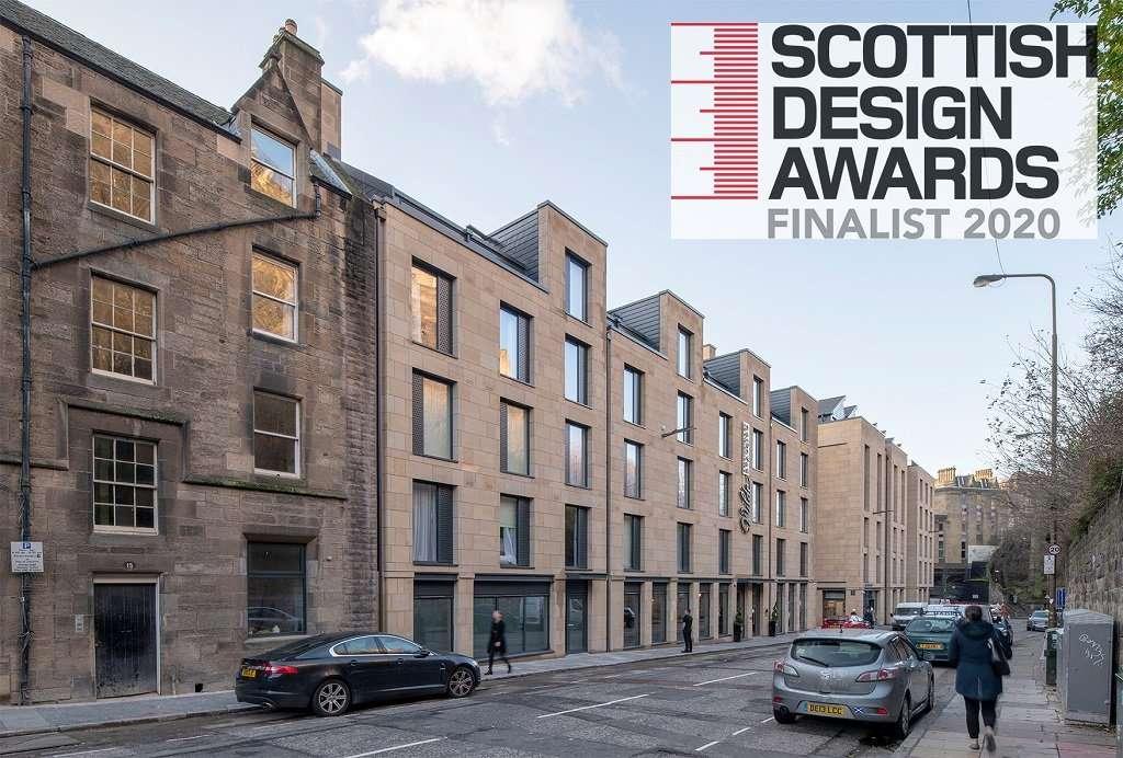 KSR Road Shortlisted for Further Awards