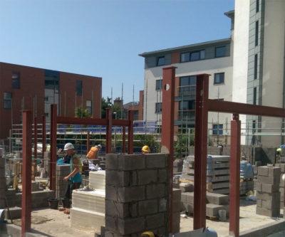 Site Progress at Lochin